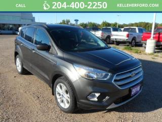 Used 2018 Ford Escape SE for sale in Brandon, MB