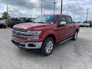 New 2020 Ford F-150 Lariat LARIAT | 5.0L V8 | FX4 OFFROAD for sale in Kitchener, ON