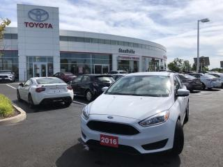 Used 2016 Ford Focus SE AUTOMATIC - LEATHER - A/C for sale in Stouffville, ON