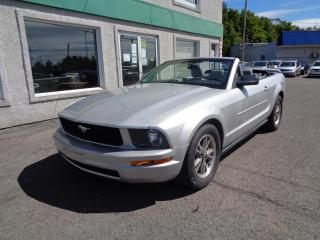 Used 2005 Ford Mustang Cabriolet 2 portes for sale in St-Jérôme, QC