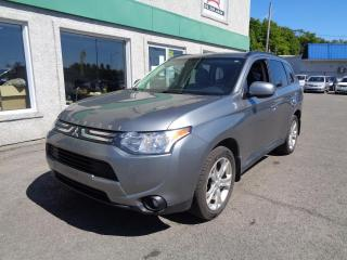 Used 2014 Mitsubishi Outlander 4 RM 4 portes ES for sale in St-Jérôme, QC