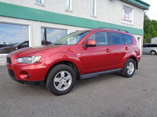 Used 2013 Mitsubishi Outlander 4 RM 4 portes ES for sale in St-Jérôme, QC