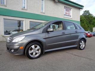 Used 2010 Mercedes-Benz B-Class 4dr HB B 200 for sale in St-Jérôme, QC
