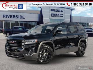 New 2020 GMC Acadia AT4 for sale in Prescott, ON