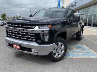 New 2020 Chevrolet Silverado 2500 HD LTZ for sale in Carleton Place, ON