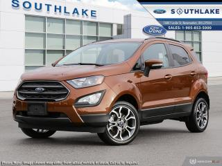 New 2020 Ford EcoSport SES for sale in Newmarket, ON