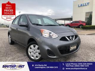 Used 2019 Nissan Micra S|Cruise control|Bluetooth|Reverse cam| for sale in Leamington, ON