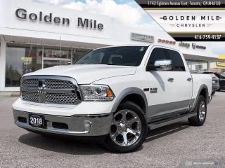 Used 2018 RAM 1500 Laramie One Owner, No Accidents, Great Shape, Loaded!!! for sale in North York, ON