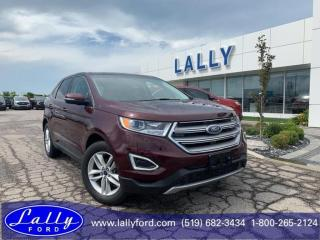 Used 2017 Ford Edge SEL, One Owner, Nav, Heated seats!! for sale in Tilbury, ON