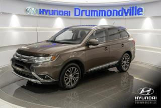 Used 2016 Mitsubishi Outlander TOURING + GARANTIE + TOIT + CAMRA + WOW for sale in Drummondville, QC