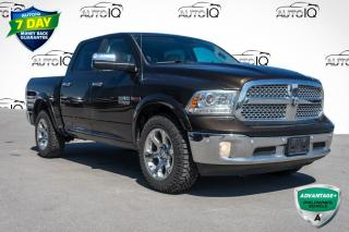 Used 2014 RAM 1500 Laramie VERY CLEAN LOW MILEAGE CREW for sale in Innisfil, ON