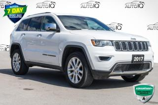 Used 2017 Jeep Grand Cherokee Limited AWD LEATHER INTERIOR for sale in Innisfil, ON