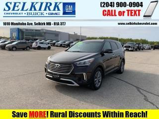 Used 2018 Hyundai Santa Fe XL Premium  - Heated Seats for sale in Selkirk, MB