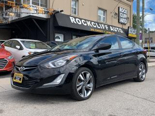 Used 2015 Hyundai Elantra 4dr Sdn Auto GLS for sale in Scarborough, ON