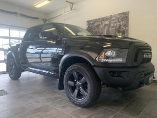 New 2020 RAM 1500 Classic Warlock for sale in Steinbach, MB