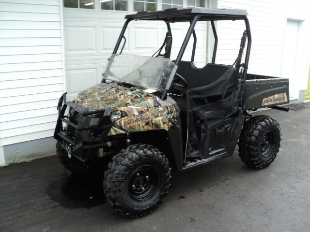 2014 Polaris Ranger 500 570 Ranger