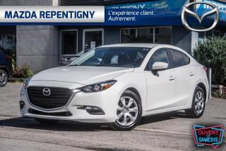 Used 2017 Mazda MAZDA3 MAZDA3 GX AUTO DÉMAREUR 44.75$/SEM for sale in Repentigny, QC