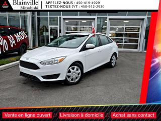 Used 2015 Ford Focus SE VOLANT-CHAUFFANT + GR. ELECTRIQUE for sale in Blainville, QC