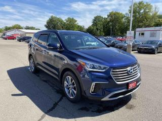 Used 2017 Hyundai Santa Fe XL Premium 4dr AWD Sport Utility for sale in Brantford, ON