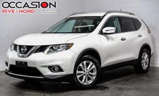 Used 2016 Nissan Rogue SV MAGS+CAM.RECUL+SIEGES.CHAUFFANTS for sale in Boisbriand, QC