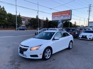 Used 2014 Chevrolet Cruze DIESEL for sale in Toronto, ON