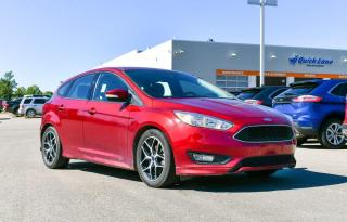 Used 2015 Ford Focus SE FWD | AUTOMATIC for sale in Red Deer, AB