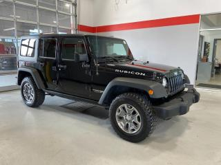 Used 2018 Jeep Wrangler JK Unlimited RUBICON for sale in Red Deer, AB