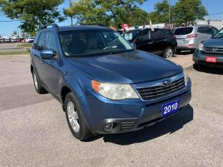 Used 2010 Subaru Forester X for sale in Toronto, ON