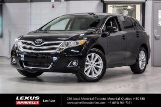 Used 2016 Toyota Venza 4 CYL LE FWD; CAMERA DÉMMAREUR PNEU ÉTÉ NEUF MAGS TRACTION AVANT - CAMÉRA DE RECUL - DÉMMAREUR À DISCTANCE - PNEU D'ÉTÉ NEUF SUR JANTES 19'' for sale in Lachine, QC