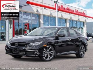 New 2020 Honda Civic Sedan Touring for sale in Sudbury, ON