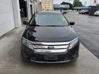 Used 2012 Ford Fusion for sale in London, ON