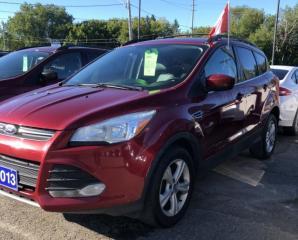 Used 2013 Ford Escape SE for sale in Brockville, ON