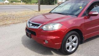 Used 2008 Acura RDX 5-Spd AT for sale in West Kelowna, BC