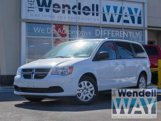 Used 2017 Dodge Grand Caravan SXT Stow nGo for sale in Kitchener, ON