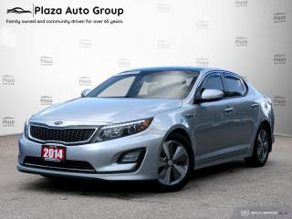 Used 2014 Kia Optima Hybrid EX Premium | LOADED | ROOF |  7 DAY EXCHANGE for sale in Richmond Hill, ON