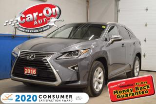 Used 2016 Lexus RX 350 ANOTHER LOW KM BEAUTY FROM CAR-ON for sale in Ottawa, ON