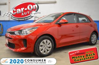 Used 2019 Kia Rio LX+ HATCH AUTO AIR COND. HEATED SEATS AND STEERING for sale in Ottawa, ON