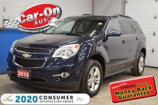 Used 2015 Chevrolet Equinox 1LT AWD only 86,000 km REMOTE STARTER for sale in Ottawa, ON