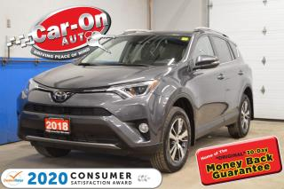 Used 2018 Toyota RAV4 XLE AWD for sale in Ottawa, ON