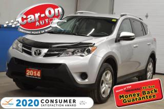 Used 2014 Toyota RAV4 LE AWD BACK-UP CAMERA | HEATED SEATS for sale in Ottawa, ON