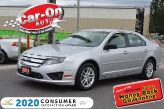 Used 2011 Ford Fusion LOADED for sale in Ottawa, ON