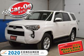 Used 2017 Toyota 4Runner SR5 7 PASS LEATHER LOADED for sale in Ottawa, ON