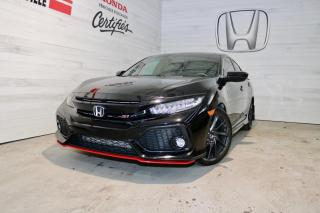 Used 2018 Honda Civic Si manuelle for sale in Blainville, QC