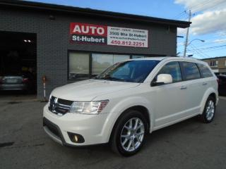 Used 2011 Dodge Journey R/T AWD*CUIR* for sale in St-Hubert, QC