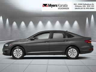 Used 2020 Volkswagen Jetta Highline auto for sale in Kanata, ON