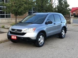 Used 2007 Honda CR-V LX for sale in Brampton, ON