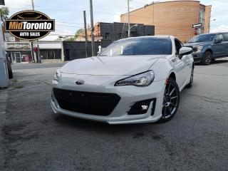 Used 2020 Subaru BRZ Sport-Tech RS - Ceramic Coated Paint Protection - Tinted Windows - Navigation for sale in North York, ON