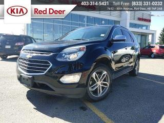 Used 2016 Chevrolet Equinox LTZ for sale in Red Deer, AB