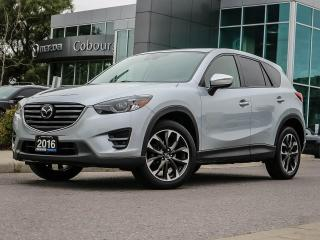 Used 2016 Mazda CX-5 GT Grand Touring for sale in Cobourg, ON