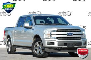 Used 2018 Ford F-150 Lariat LARIAT | 4X4 | 2.7L V6 ECOBOOST | NAVIGATION for sale in Kitchener, ON